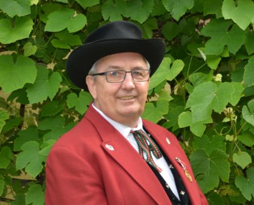 Registerkoordinator Flöten Josef Zech
